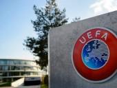 Создание футбольной Суперлиги: УЕФА пообещал закрыть для ее игроков чемпионаты мира и Европы