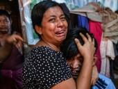 В Мьянме во время протестов военные убили более 40 детей