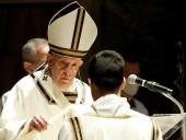 Папа римский призвал не терять надежду в