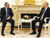 Пашинян предложил Путину идею строительства Россией еще одной АЭС на территории Армении