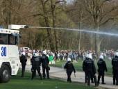 В Брюсселе из-за первоапрельской шутки задержали 100 человек