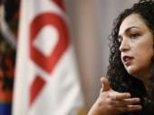 В Косово избрали президента