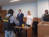 В России юристку фонда Навального приговорили год исправительных работ условно