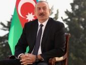Президент Азербайджана заявил, что не исключает мирный договор с Арменией