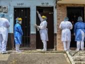 Пандемия: в больнице в Перу 12 человек с COVID-19 умерли из-за отсутствия кислорода
