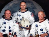 Умер астронавт, который принимал участие в полете на Луну