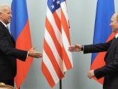 Байден на встрече с Путиным намерен обсудить ситуацию с Украиной