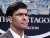Экс-глава Пентагона: США должны разместить больше войск вдоль Черного моря