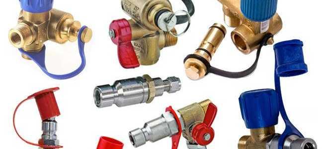 Каталог комплектующих для газового оборудования