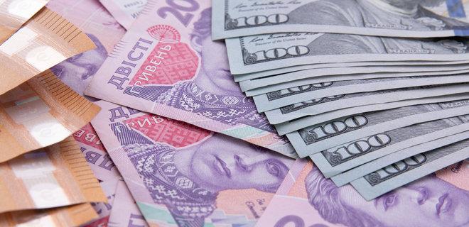 Актуальные курсы валют в Украине