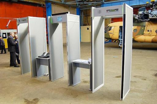 Где купить арочные металлодетекторы