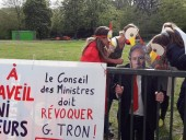 Во Франции осужденный за изнасилование мэр продолжает управлять городом из-за решетки