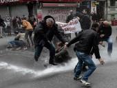 Турецкая полиция задержала сотни людей на первомайском марше - СМИ