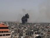 В Газе ущерб, нанесенный конфликтом с Израилем, оценили в 150 млн долларов