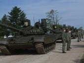 Россия передала Сербии десятки танков и БРДМ