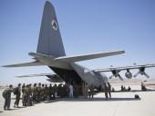 Американские войска покинули свою крупнейшую базу в Афганистане