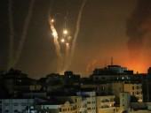 По Израилю за ночь выпустили около 70 ракет из сектора Газа, WSJ сообщает о скором перемирии