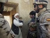 Вывод войск США и союзников из Афганистана: Испания вывезет свои силы до 13 мая