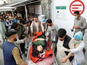 Взрывы возле школы в Кабуле: погибли 55 человек, более 150 ранены