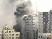 Обмен ударами Израиля и из Газы: под Тель-Авивом погиб мужчина, в секторе обрушилась высотка