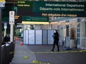 В аэропорту Ванкувера произошла стрельба