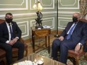 Глава МИД Израиля посетил Египет впервые за последние 13 лет