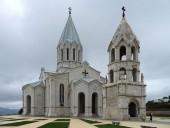 Ситуация в Нагорном Карабахе: Азербайджан снял купола из собора Казанчецоц, Армения отреагировала