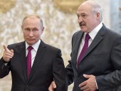 Всплеск эмоций: Путин о событиях после посадки в Минске самолета Ryanair