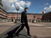 В Испании отменили режим чрезвычайной ситуации