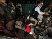 Столкновения с полицией в Восточном Иерусалиме: количество раненых арабов превысило 610