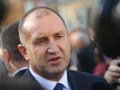 Президент Болгарии представил новое правительство и призвал его