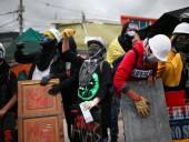 Власти Колумбии направили дополнительные войска для борьбы с беспорядками