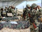 Азербайджанская армия начала масштабные военные учения