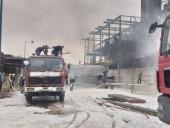 В Сирии произошел пожар на нефтеперерабатывающем заводе