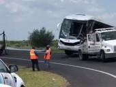 В Мексике разбился пассажирский автобус: погибли 12 человек