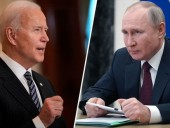 Встреча Путина и Байдена может пройти не в Женеве - СМИ