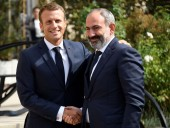 Визит Пашиняна во Францию: Ереван поблагодарил за