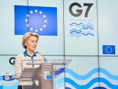 Саммит G7: глава Еврокомиссии говорит, обсудили Украину и реформы