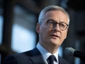Глава минфина Франции о решении G7 о налогообложении корпораций: это решение историческое