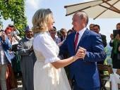 Экс-глава МИД Австрии, которая плясала с Путиным на свадьбе, вошла в совет директоров