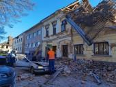 В Хорватии проинспектировали почти 38 тысяч зданий, поврежденных во время землетрясения в декабре