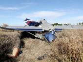 В Подмосковье разбился легкомоторный самолет: есть пострадавшие