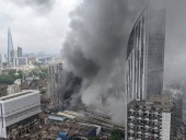 В Лондоне на одной из станций метро произошел мощный взрыв