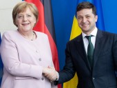 Владимир Зеленский посетит Германию 12 июля