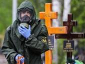 Коронавирус в России бьет рекорды: за сутки 13 510 новых случаев. Это максимум с середины февраля