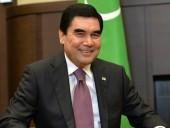 Президент Туркменистана заявил, что в его стране нет больных на COVID-19