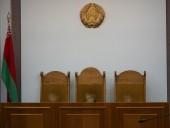 В Беларуси политзаключенный Степан Латыпов попытался совершить самоубийство в зале суда