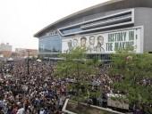 Стрельба во время празднования финала NBA в США: трое человек ранены