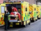 Коронавирус: количество больных в Великобритании превысило 32 тысячи впервые с начала года