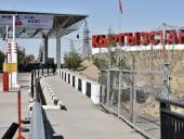 Кыргызстан сообщил о новом инциденте на границе с Таджикистаном
